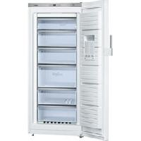 Gros Appareils Froid BOSCH GSN51AW31 - Congélateur armoire - 286L - Froid ventilé - A++ - L 70cm x H 161cm - Blanc