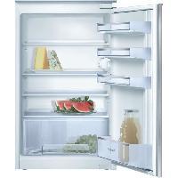 Gros Appareils Froid BOSCH KIR18V20FF - Réfrigérateur 1 porte encastrable - 150L - A+ - L 56cm x H 88cm