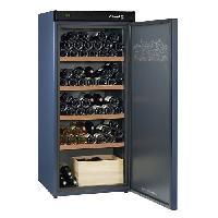 Gros Appareils Froid CLIMADIFF CVP180 - Cave a vin de vieillissement - 180 bouteilles - Pose libre - Classe A - L 62 x H145 cm