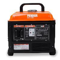 Groupe Electrogene FEIDER Groupe electrogene inverter FG1600I - 1200 W - Moteur essence 4 temps 53.5 cm3