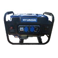 Groupe Electrogene HYUNDAI - HG2201-A - Groupe electrogene Essence de chantier 2200 W - Systeme AVR