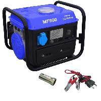 Groupe Electrogene MASTER FLASH Groupe electrogene 720W a moteur essence 2 temps MF900
