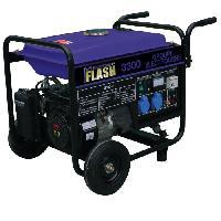 Groupe Electrogene MASTER FLASH Groupe electrogene a essence 3300W avec kit chariot MF3300