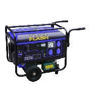 Groupe Electrogene MASTER FLASH Groupe electrogene a essence 4500W demarrage electrique avec kit chariot MF4800NE