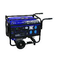 Groupe Electrogene MASTER FLASH Groupe electrogene a essence 5500W avec kit chariot MF5600N