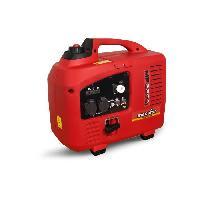 Groupe Electrogene MECAFER Groupe electrogene Inverter moteur essence 4 temps 2200 W max