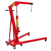 Grue D'atelier - Chevre Hydraulique AUTOSELECT Grue D'Atelier Hydraulique Pliante 1 Tonnes