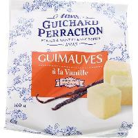 Guimauve GUICHARD PERRACHON Guimauves a la vanille - 160 g