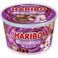 Guimauve HARIBO Chamallows chocolatées - 450 g