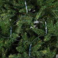 Guirlande De Noel Filet lumineux pour arbre H 200 cm cm 195 LED avec contrôleur - Blanc froid Lola & Grace