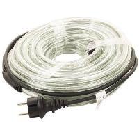 Guirlande Electrique Lumineuse D Exterieur Bandeau LED Noel - L 9 m - Blanc