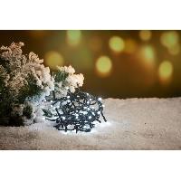 Guirlande Electrique Lumineuse D Exterieur Guirlande extérieure - 60 LED doux blanc - 3 m - Generique