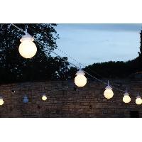 Guirlande Electrique Lumineuse D Exterieur Guirlande lumineuse Led sur secteur 7.5m