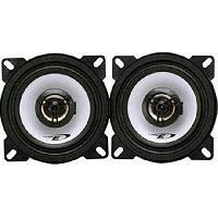 HP Alpine SXE-1025S - 2 Haut-Parleurs Coaxiaux Specifiques 2 voies - 10cm - 180W Max - Serie Custom Fit