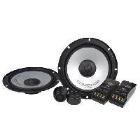 HP Caliber CCP20 - Kit eclate bassesmoyennes tweeter 18mm- Filtre de separation 2 voies - 20cm- 240W Max - Serie performance