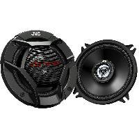 HP JVC CS-DR520 - 2 Haut-Parleurs Coaxiaux 2 voies - 13cm