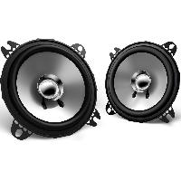 HP KenWood KFC-E1055 - 2 Haut-parleurs double cone - 10cm - 21W RMS -> KFC-S1056