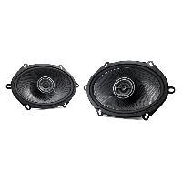 HP KenWood KFC-PS5796C - Haut-parleurs Elliptiques 3 voies - 5x7p - 80W RMS C