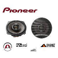 HP Pioneer TS-E1702is - 2 Haut-Parleurs Coaxiaux 2 voies - 16.5cm - 60W RMS - Serie E-Motion