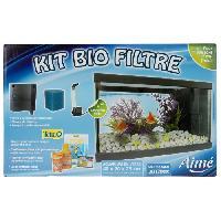 Habitat - Couchage AIME Kit Bio filtre - Pour poisson