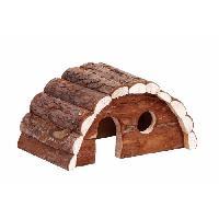 Habitat - Couchage BUBIMEX Maison en bois pont - Pour rongeurs