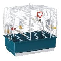 Habitat - Couchage Cage Rekord 3 Blanche Ferplast