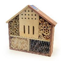 Habitat - Couchage DUVO Hotel a insectes Oberon - 37x11x36 cm