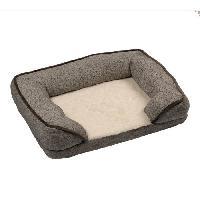 Habitat - Couchage DUVO Sofa Snuggle - 70x50 cm - Brun - Pour chien