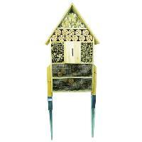 Habitat - Couchage LE PAYSAN Hôtel a Insectes Géant - Format 130 cm - Aucune