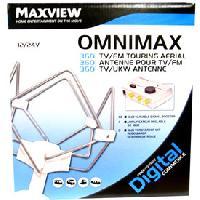 Habitation Mobile - Amenagement Interieur Antenne omnimax pro 12-24V - ADNAuto