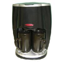 Habitation Mobile - Amenagement Interieur Cafetiere 24V avec 2 mugs - ADNAuto