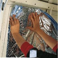 Habitation Mobile - Amenagement Interieur Isolant Thermique 7 Composants - Generique