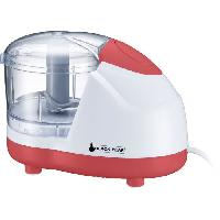 Hachoir Electrique BLACKPEAR BHA 35 Mini hachoir 400 mL - 150W - Blanc
