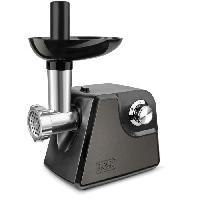 Hachoir Electrique BLACK et DECKER BXMM1000E Hachoir a viande 1000 W - 2 vitesses + Reverse - Noir