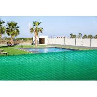 Haie De Jardin CATRAL Brise vue - 1 x 10 m - Vert