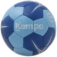 Handball KEMPA Ballon de handball Tiro - Bleu glacier et bleu roi - Taille 0