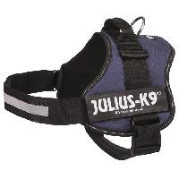 Harnais Animal Harnais Power 3XL XXL - 82-116 cm - 50 mm - Indigo - Pour chien