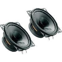 Haut-Parleurs Auto 2 Haut-parleurs 100mm 40W 90-13000Hz