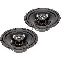 Haut-Parleurs Auto 2 Haut-parleurs 2 voies - 165mm - Max 120W