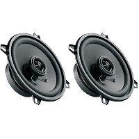 Haut-Parleurs Auto 2 Haut-parleurs a deux voies 130mm 60W 8017000Hz ADNAuto