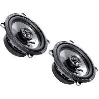 Haut-Parleurs Auto 2 Haut-parleurs a deux voies 130mm 70W 7019000Hz