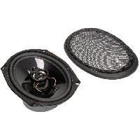 Haut-Parleurs Auto 2 Haut-parleurs a trois voies 155x230mm 200W 4- - ADNAuto