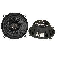 Haut-Parleurs Auto 2 hauts parleurs CC-M225 16.5cm 2 voies coaxiales 50 WRMS