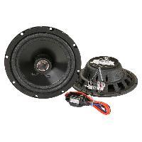 Haut-Parleurs Auto 2 hauts parleurs CC-M226 16.5cm 2 voies coaxiales 50 WRMS