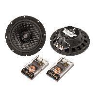 Haut-Parleurs Auto 2 hauts parleurs CC-M526 16.5cm 2 voies coaxiales 60 WRMS