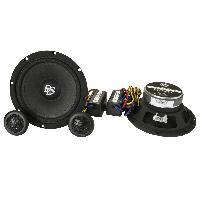 Haut-Parleurs Auto 2 hauts parleurs CK-M6.2 16.5cm 2 voies separees 60 WRMS