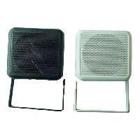 Haut-Parleurs Auto HAUT-PARLEUR BOX D100 BICONE 30W NOIR - Avec pied - ADNAuto