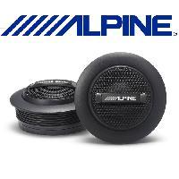 Haut-Parleurs Auto Haut-parleur Alpine SPS-110TW Tweeters 300W