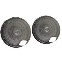 Haut-Parleurs Auto Haut-parleurs 2 voies 150W 10cm - ADNAuto
