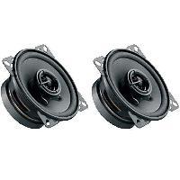 Haut-Parleurs Auto Haut-parleurs a deux voies 100mm 60W 90-17000Hz ADNAuto